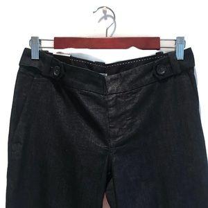 NWT Banana Republic Classic wide leg Jean trouser